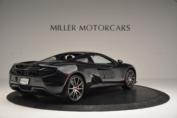 New 2016 McLaren 650S Spider for sale Sold at Bentley Greenwich in Greenwich CT 06830 19