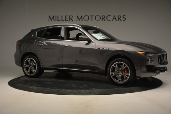 New 2017 Maserati Levante S for sale Sold at Bentley Greenwich in Greenwich CT 06830 10