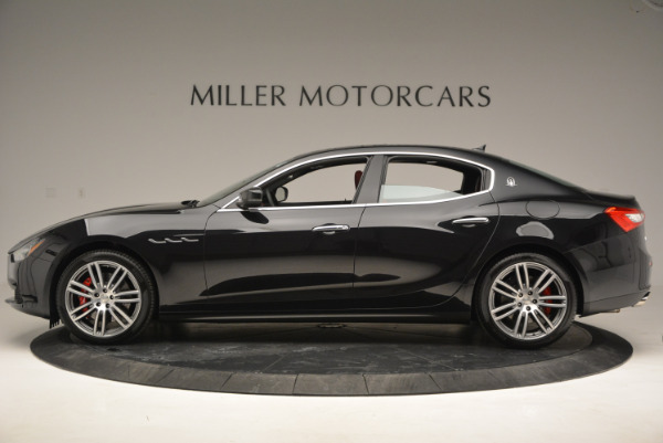New 2017 Maserati Ghibli S Q4 for sale Sold at Bentley Greenwich in Greenwich CT 06830 3