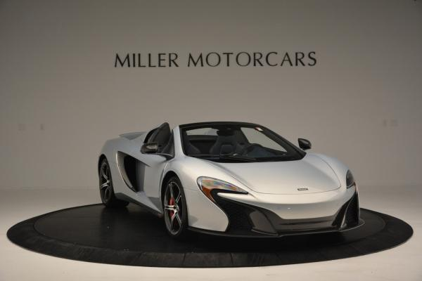 New 2016 McLaren 650S Spider for sale Sold at Bentley Greenwich in Greenwich CT 06830 11