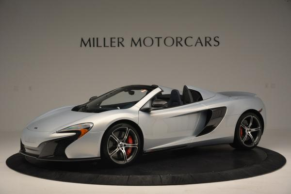 New 2016 McLaren 650S Spider for sale Sold at Bentley Greenwich in Greenwich CT 06830 2