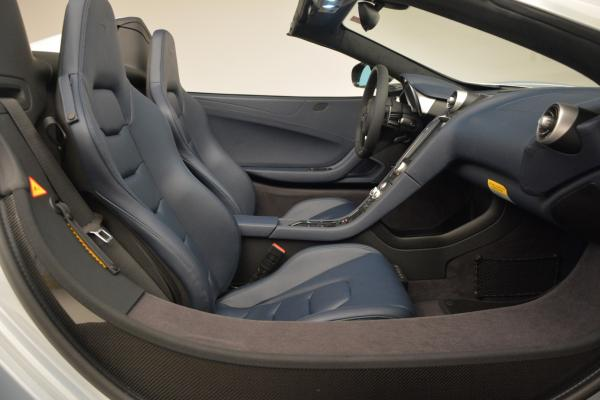 New 2016 McLaren 650S Spider for sale Sold at Bentley Greenwich in Greenwich CT 06830 27