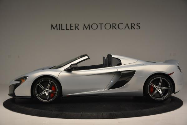 New 2016 McLaren 650S Spider for sale Sold at Bentley Greenwich in Greenwich CT 06830 3