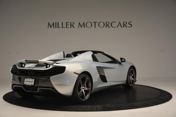 New 2016 McLaren 650S Spider for sale Sold at Bentley Greenwich in Greenwich CT 06830 7