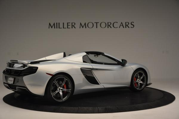 New 2016 McLaren 650S Spider for sale Sold at Bentley Greenwich in Greenwich CT 06830 8