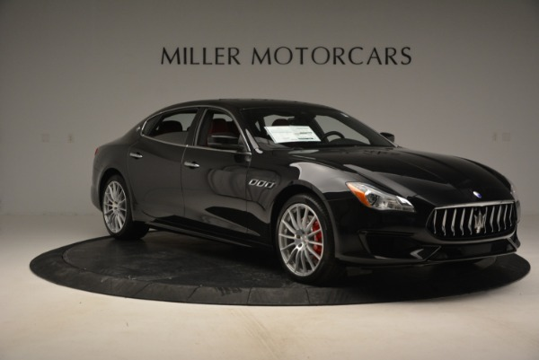 New 2017 Maserati Quattroporte S Q4 GranSport for sale Sold at Bentley Greenwich in Greenwich CT 06830 11