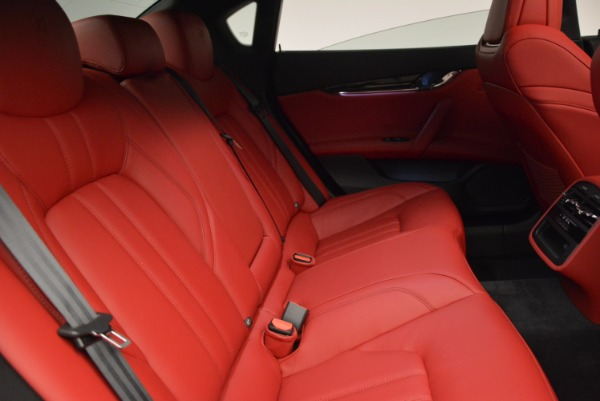New 2017 Maserati Quattroporte S Q4 GranSport for sale Sold at Bentley Greenwich in Greenwich CT 06830 23