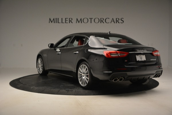New 2017 Maserati Quattroporte S Q4 GranSport for sale Sold at Bentley Greenwich in Greenwich CT 06830 5