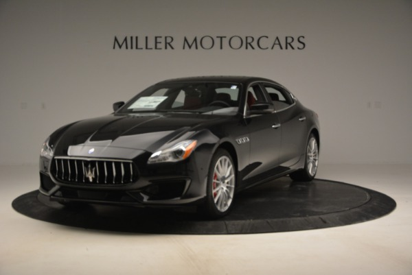 New 2017 Maserati Quattroporte S Q4 GranSport for sale Sold at Bentley Greenwich in Greenwich CT 06830 1