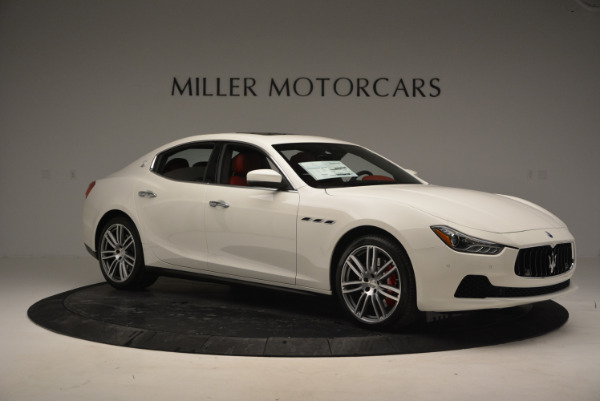 Used 2017 Maserati Ghibli S Q4 for sale $49,900 at Bentley Greenwich in Greenwich CT 06830 10