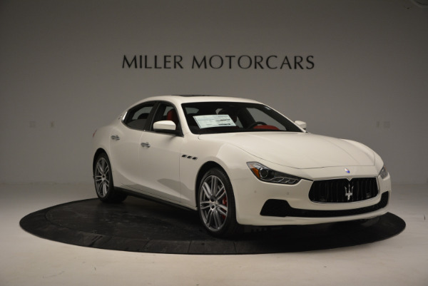 Used 2017 Maserati Ghibli S Q4 for sale $49,900 at Bentley Greenwich in Greenwich CT 06830 11