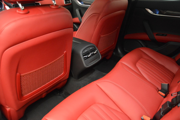 Used 2017 Maserati Ghibli S Q4 for sale $49,900 at Bentley Greenwich in Greenwich CT 06830 17