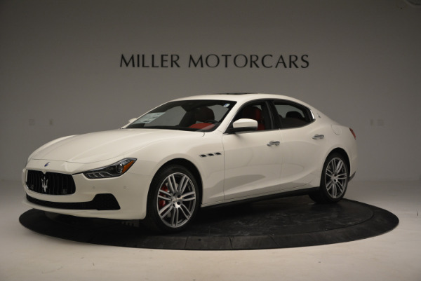 Used 2017 Maserati Ghibli S Q4 for sale $49,900 at Bentley Greenwich in Greenwich CT 06830 2