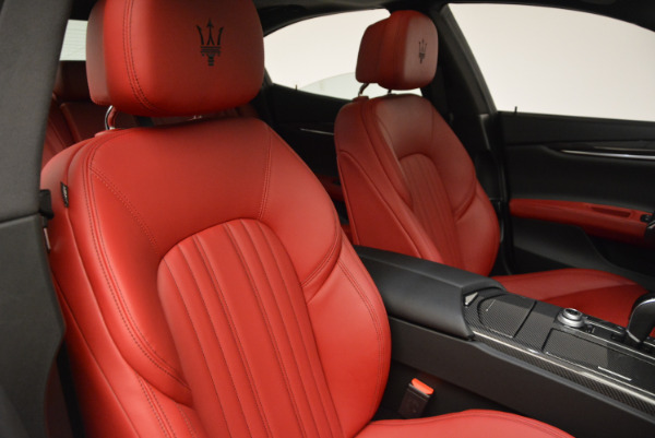 Used 2017 Maserati Ghibli S Q4 for sale $49,900 at Bentley Greenwich in Greenwich CT 06830 22