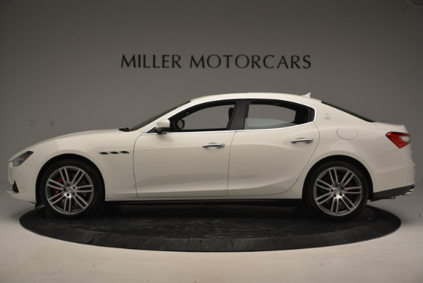 Used 2017 Maserati Ghibli S Q4 for sale $49,900 at Bentley Greenwich in Greenwich CT 06830 3