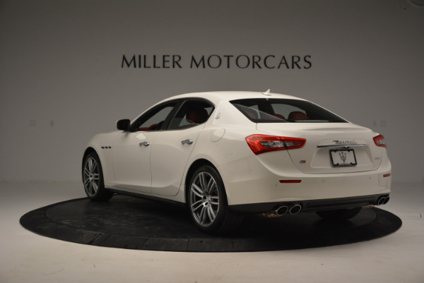 Used 2017 Maserati Ghibli S Q4 for sale $49,900 at Bentley Greenwich in Greenwich CT 06830 5