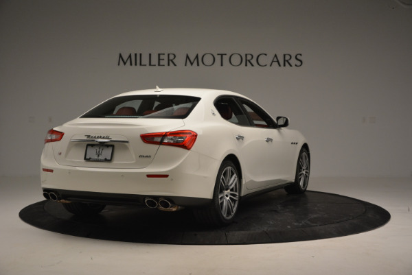 Used 2017 Maserati Ghibli S Q4 for sale $49,900 at Bentley Greenwich in Greenwich CT 06830 7