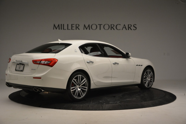 Used 2017 Maserati Ghibli S Q4 for sale $49,900 at Bentley Greenwich in Greenwich CT 06830 8