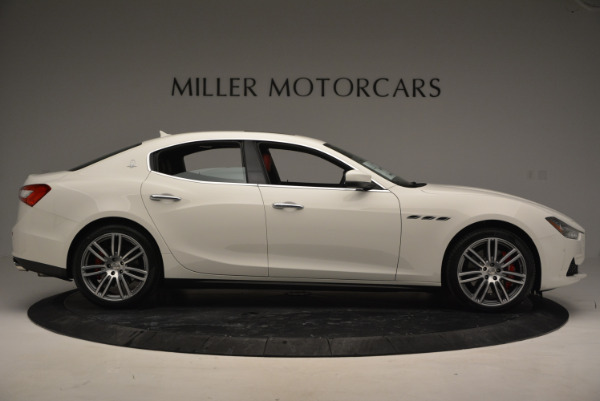 Used 2017 Maserati Ghibli S Q4 for sale $49,900 at Bentley Greenwich in Greenwich CT 06830 9