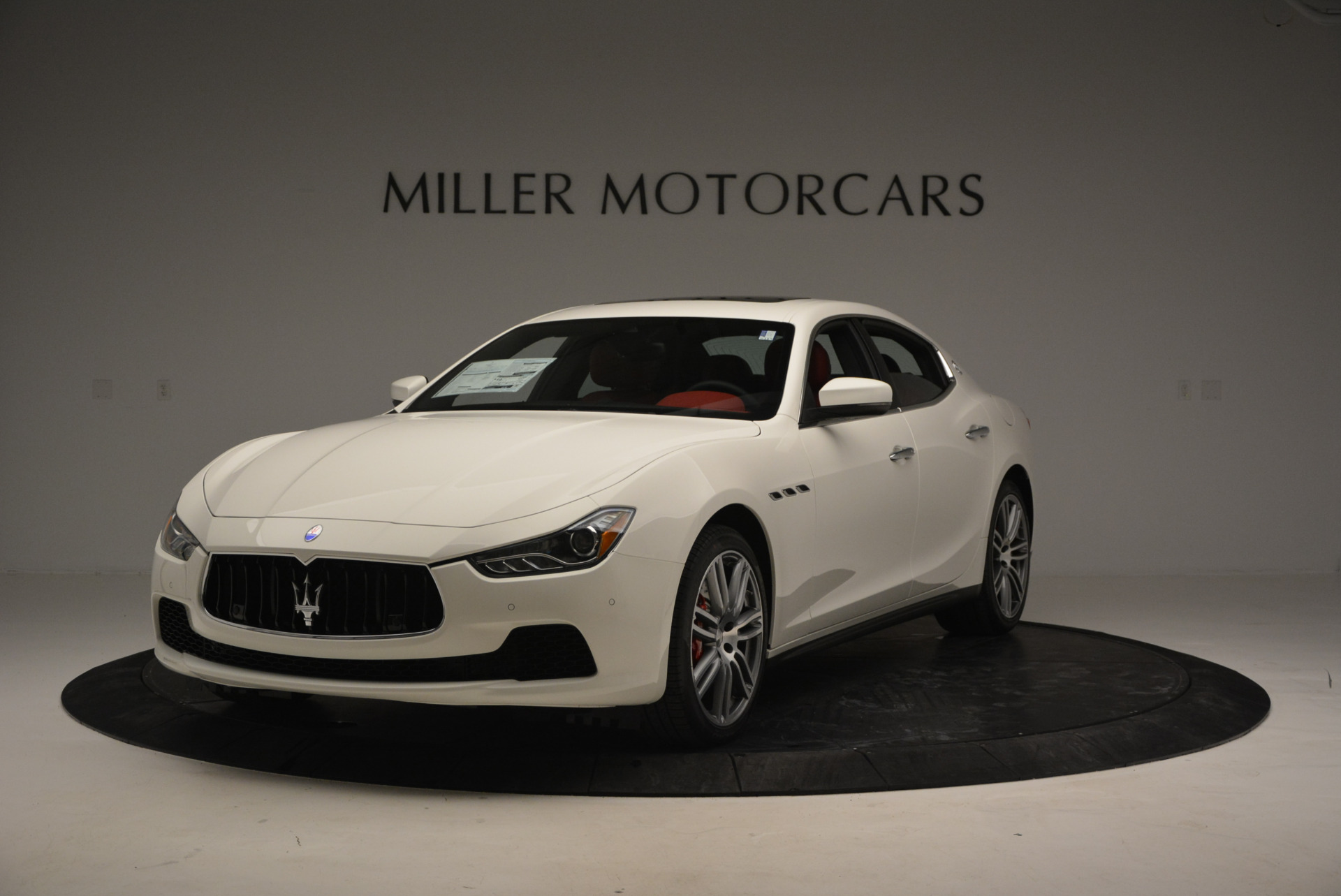 Used 2017 Maserati Ghibli S Q4 for sale $49,900 at Bentley Greenwich in Greenwich CT 06830 1
