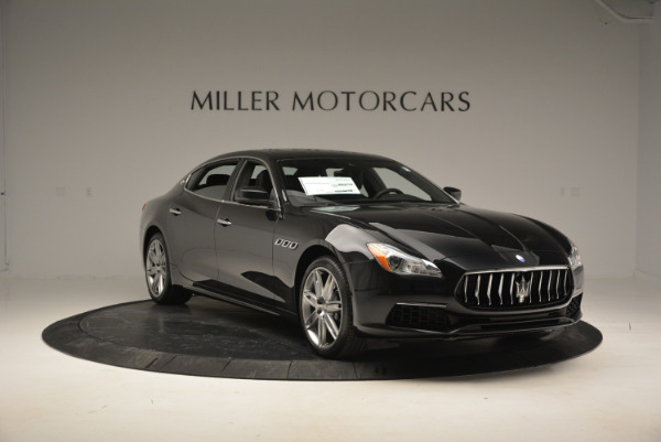 New 2017 Maserati Quattroporte S Q4 GranLusso for sale Sold at Bentley Greenwich in Greenwich CT 06830 11