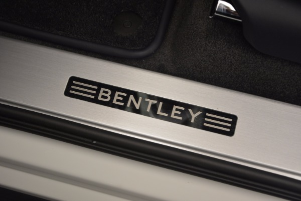 New 2017 Bentley Bentayga for sale Sold at Bentley Greenwich in Greenwich CT 06830 28