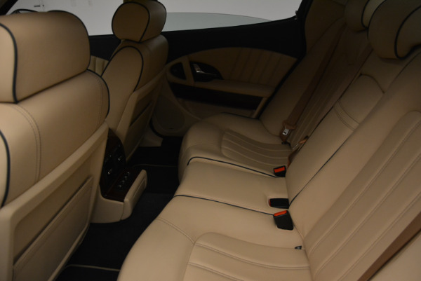Used 2010 Maserati Quattroporte S for sale Sold at Bentley Greenwich in Greenwich CT 06830 24