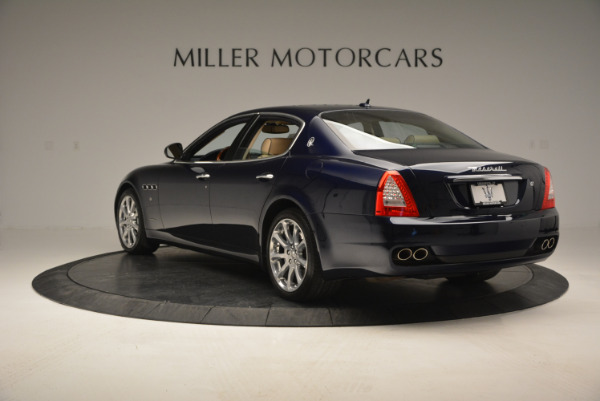 Used 2010 Maserati Quattroporte S for sale Sold at Bentley Greenwich in Greenwich CT 06830 5
