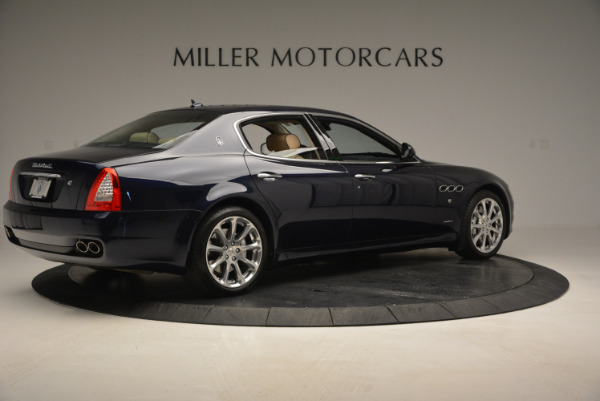 Used 2010 Maserati Quattroporte S for sale Sold at Bentley Greenwich in Greenwich CT 06830 8
