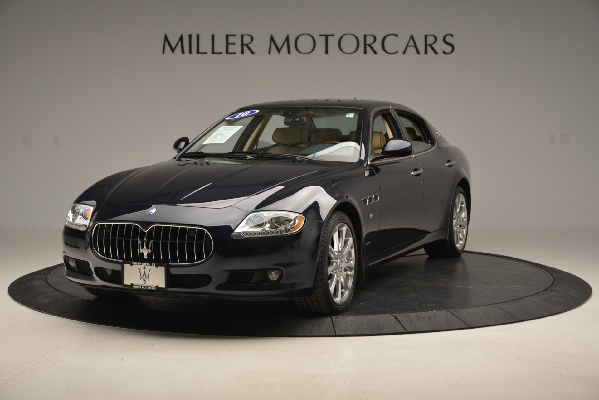 Used 2010 Maserati Quattroporte S for sale Sold at Bentley Greenwich in Greenwich CT 06830 1