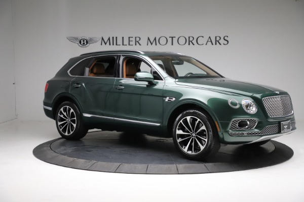Used 2017 Bentley Bentayga W12 for sale $135,900 at Bentley Greenwich in Greenwich CT 06830 10