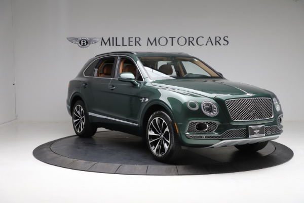 Used 2017 Bentley Bentayga W12 for sale $135,900 at Bentley Greenwich in Greenwich CT 06830 11