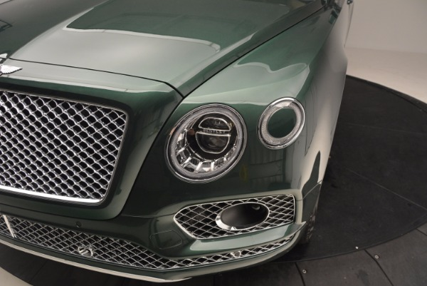 Used 2017 Bentley Bentayga W12 for sale $135,900 at Bentley Greenwich in Greenwich CT 06830 14