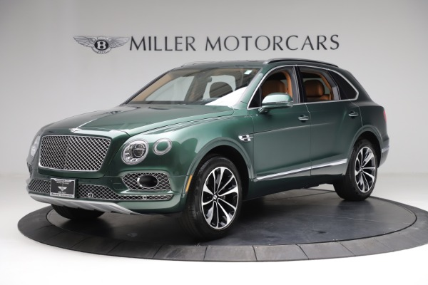 Used 2017 Bentley Bentayga W12 for sale $135,900 at Bentley Greenwich in Greenwich CT 06830 2
