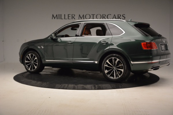 Used 2017 Bentley Bentayga W12 for sale $135,900 at Bentley Greenwich in Greenwich CT 06830 4