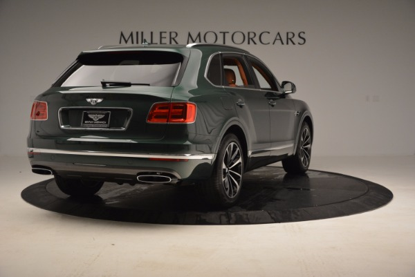 Used 2017 Bentley Bentayga W12 for sale $135,900 at Bentley Greenwich in Greenwich CT 06830 7