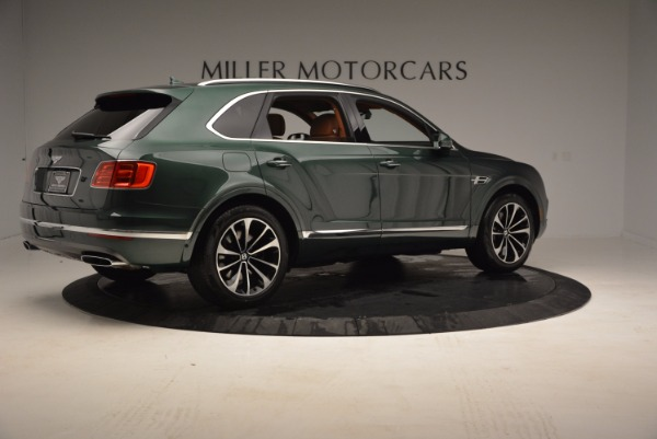 Used 2017 Bentley Bentayga W12 for sale $135,900 at Bentley Greenwich in Greenwich CT 06830 8