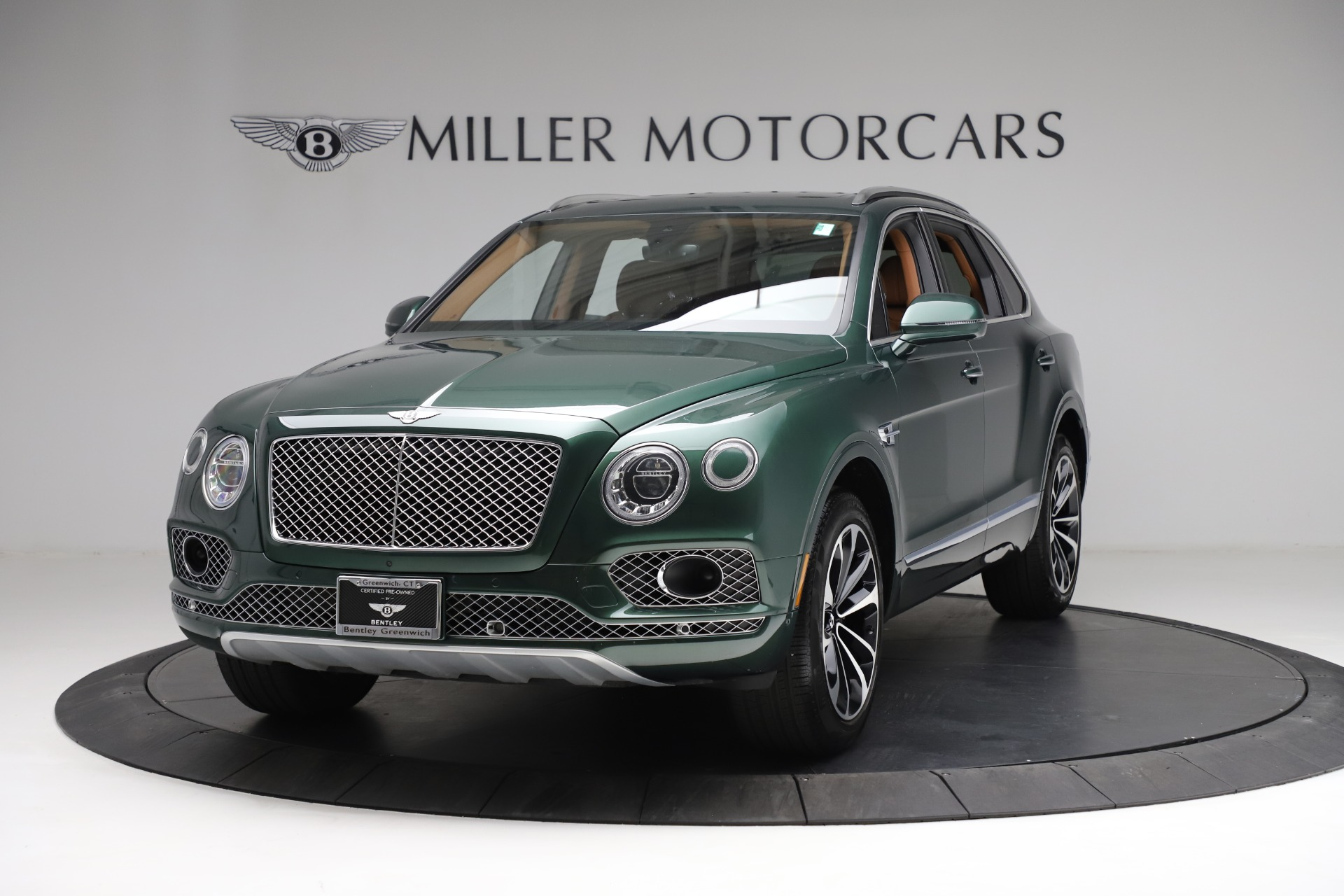 Used 2017 Bentley Bentayga W12 for sale $135,900 at Bentley Greenwich in Greenwich CT 06830 1