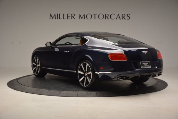 Used 2015 Bentley Continental GT V8 S for sale Sold at Bentley Greenwich in Greenwich CT 06830 5