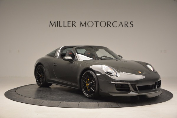 Used 2016 Porsche 911 Targa 4 GTS for sale Sold at Bentley Greenwich in Greenwich CT 06830 11
