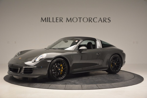 Used 2016 Porsche 911 Targa 4 GTS for sale Sold at Bentley Greenwich in Greenwich CT 06830 13
