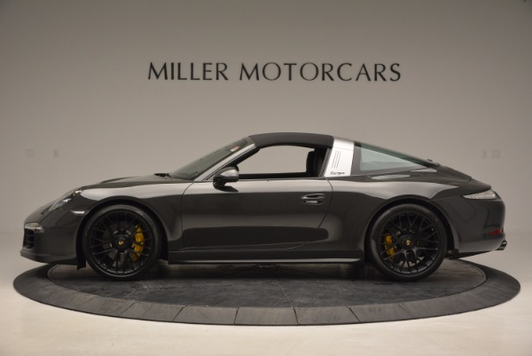 Used 2016 Porsche 911 Targa 4 GTS for sale Sold at Bentley Greenwich in Greenwich CT 06830 14