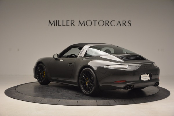 Used 2016 Porsche 911 Targa 4 GTS for sale Sold at Bentley Greenwich in Greenwich CT 06830 16