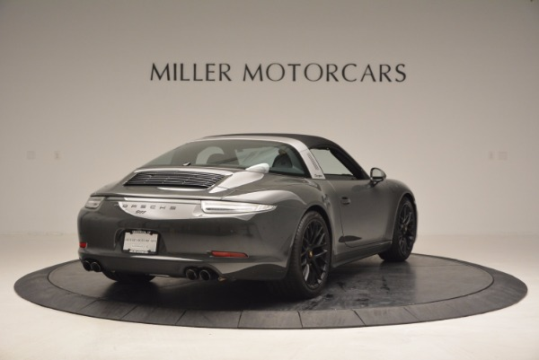 Used 2016 Porsche 911 Targa 4 GTS for sale Sold at Bentley Greenwich in Greenwich CT 06830 18