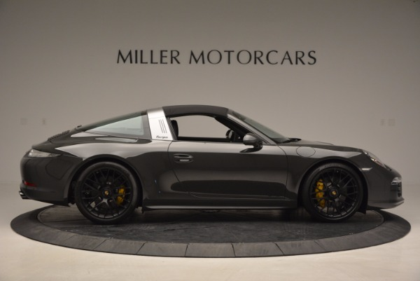 Used 2016 Porsche 911 Targa 4 GTS for sale Sold at Bentley Greenwich in Greenwich CT 06830 20