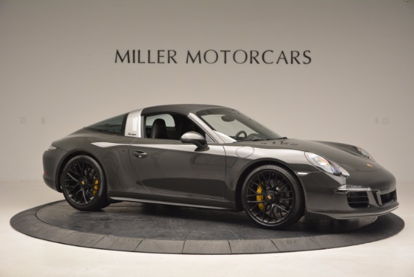 Used 2016 Porsche 911 Targa 4 GTS for sale Sold at Bentley Greenwich in Greenwich CT 06830 21