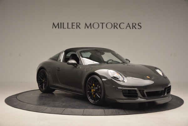 Used 2016 Porsche 911 Targa 4 GTS for sale Sold at Bentley Greenwich in Greenwich CT 06830 22