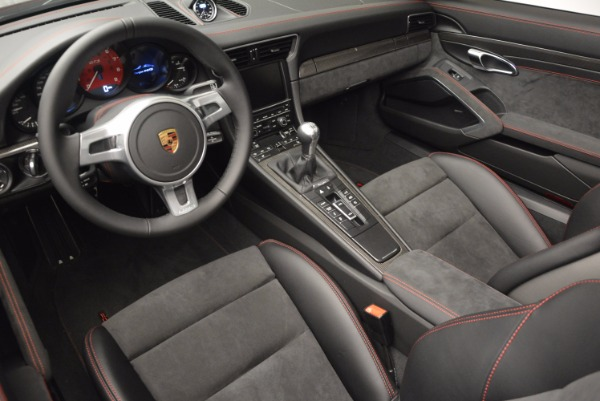 Used 2016 Porsche 911 Targa 4 GTS for sale Sold at Bentley Greenwich in Greenwich CT 06830 24