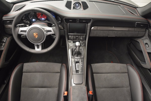 Used 2016 Porsche 911 Targa 4 GTS for sale Sold at Bentley Greenwich in Greenwich CT 06830 25