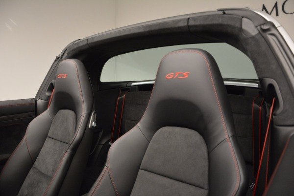 Used 2016 Porsche 911 Targa 4 GTS for sale Sold at Bentley Greenwich in Greenwich CT 06830 26
